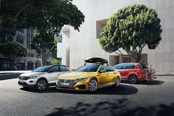 Оригінальні аксесуари на Volkswagen